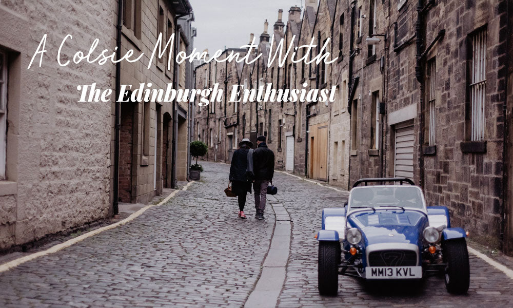 A Blogger's Guide to Edinburgh