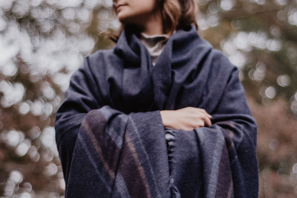 6 Things to Know About Our Recycled Wool Blankets