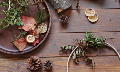 How to Make a Beautiful Autumn Wreath