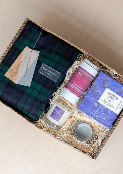 Luxury Scottish Gift Box