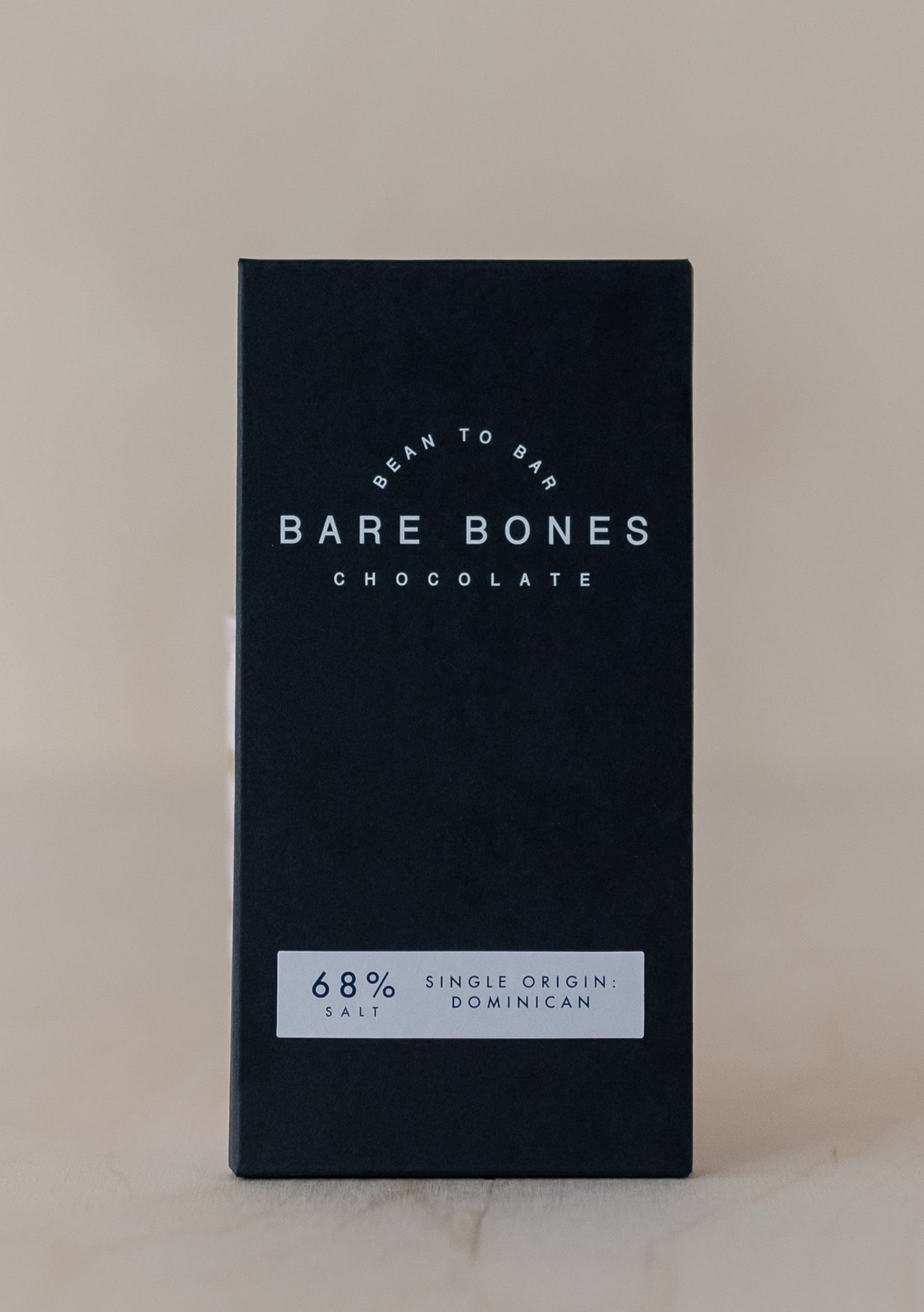 Dominican 68% Dark Salted Chocolate
