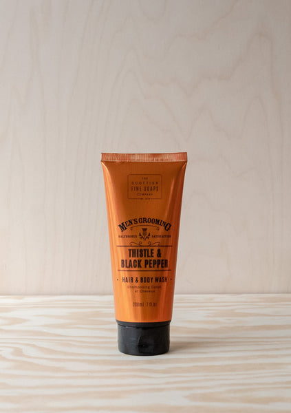 Thistle & Black Pepper Body Wash