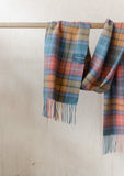 Lambswool Men's Scarf in Buchanan Antique Tartan