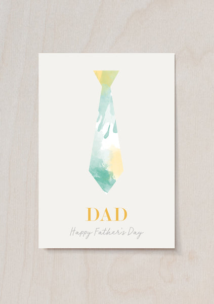Father's Day Gift Note & Treat