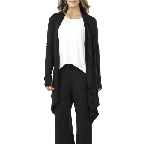 Belize Bamboo Rayon Cardigan (2 colors)