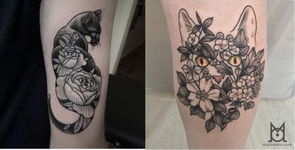 Tattoo Inspo For Cat Lovers Inkbox