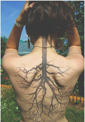 Tattoos That Will Connect You To Nature Inkbox