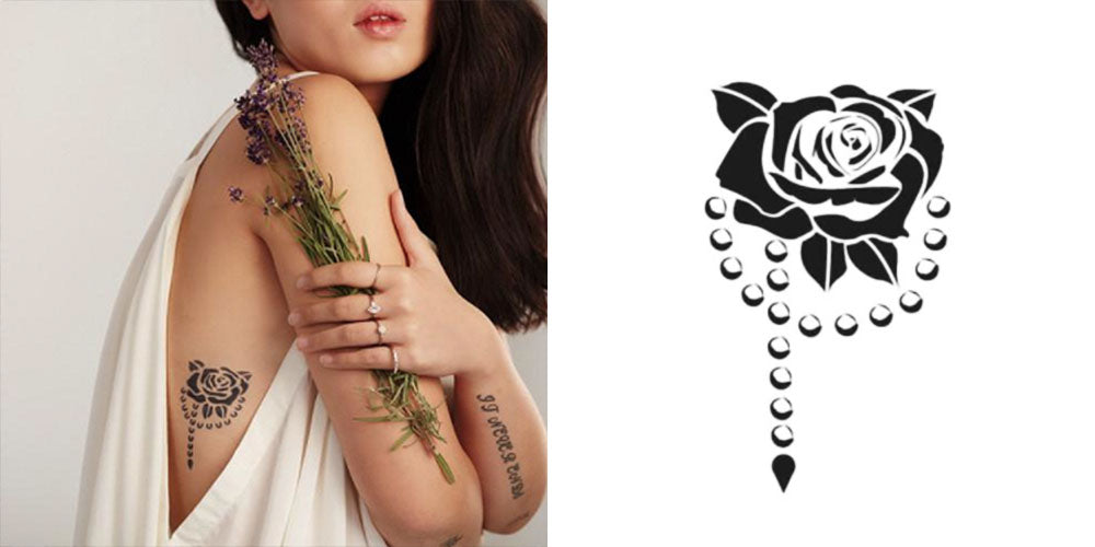 10 Trending Rose Tattoos Inkbox