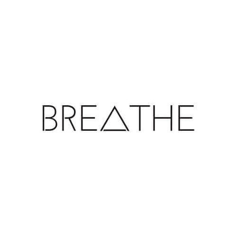 BREATHE - inkbox temporary tattoo - 3