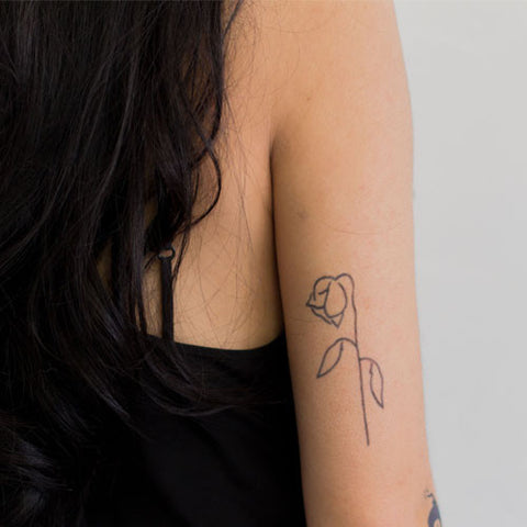 Wilty [CURT MONTGOMERY]-inkbox temporary tattoo - 1