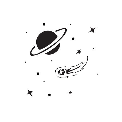 Hubble-inkbox temporary tattoo - 3