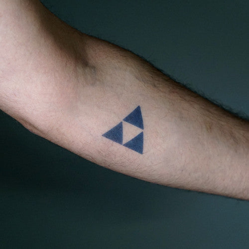 Hyrule-inkbox temporary tattoo - 1