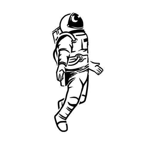 Major Tom - inkbox temporary tattoo - 8