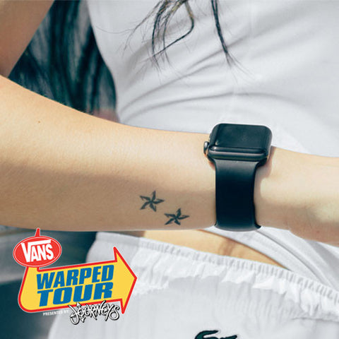 Raider [VANS WARPED TOUR]-inkbox temporary tattoos
