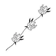 Bloom-inkbox temporary tattoo - 3