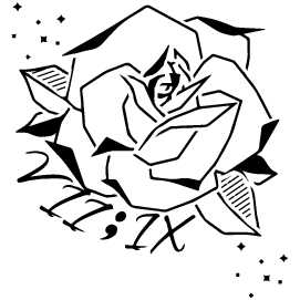 CT1437626 - Rose Semicolon