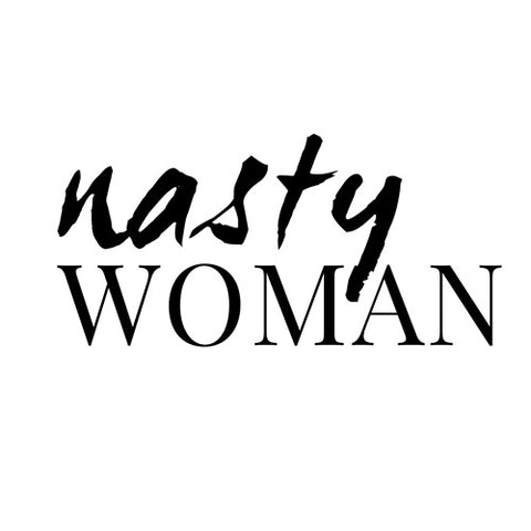 Nasty Woman - inkbox temporary tattoo - 6