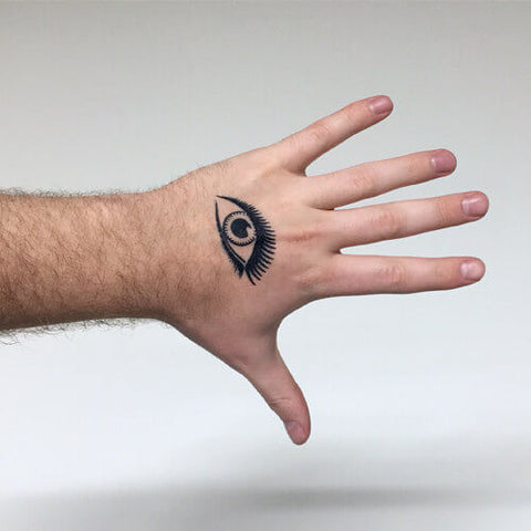 Ojo - inkbox tattoos