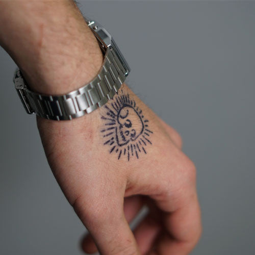 Vertex-inkbox temporary tattoo - 1