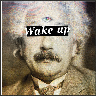 Einstein Wake Up