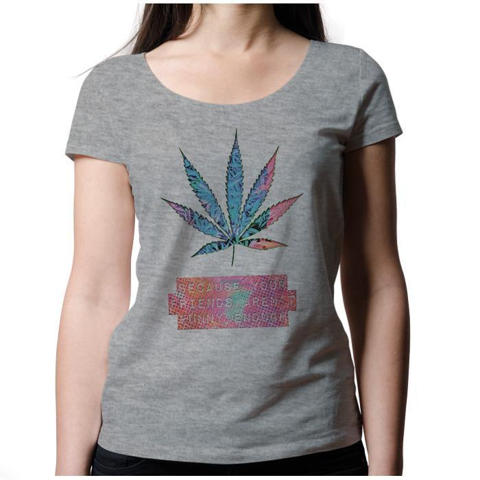 Ropa: Playera Mujer Pachecos y cultura stoner Humor Pacheco