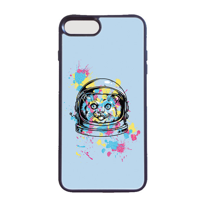 Accesorios: Funda Celular Space Cat Cute Animales