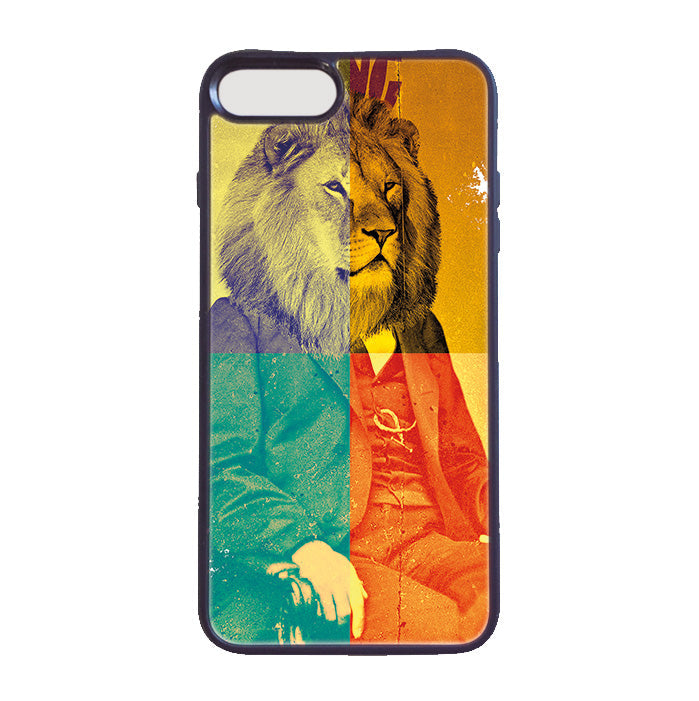 Accesorios: Funda Celular Freud the king Moda Animales