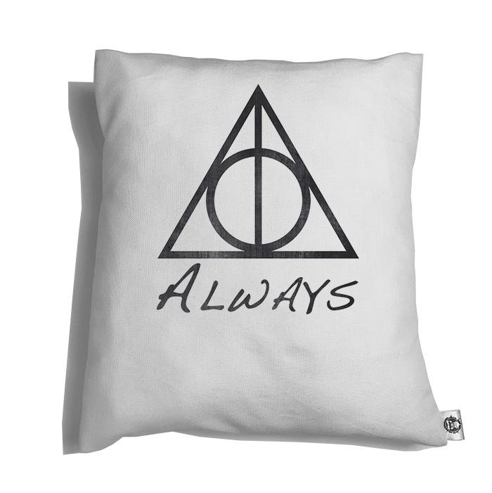Accesorios: Cojín Decorativo Harry Potter Snape Always Tv y Cine Personajes
