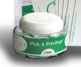 Pick A Privilege - A quick tool to give children positive reinforcement.