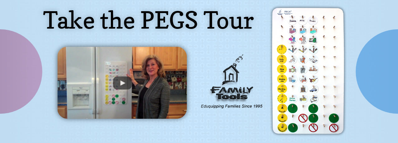 See the PEGS Tour!