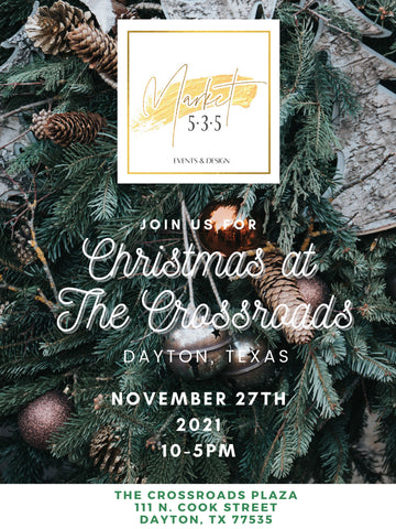 CHRISTMAS AT THE CROSSROADS IN DAYTON TEXAS
