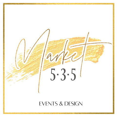 THE MARKET 535 BRAND AND LOGO