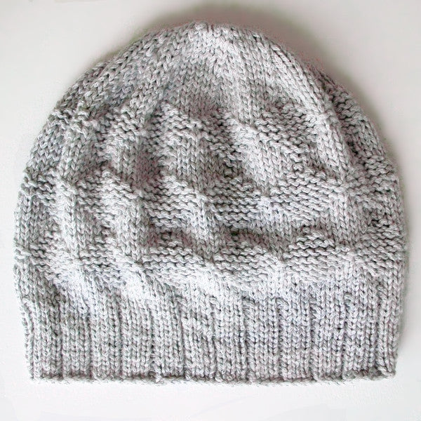 Diamond Slouchy Hat Pattern