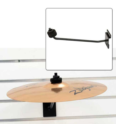 "10"" Cymbal Display Arm with cymbal"