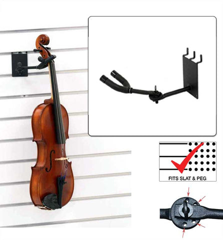 "3"" Violin / Viola Hanger, Adjustable"