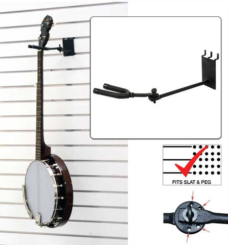"7"" Banjo Hanger, Adjustable"