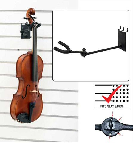 "7"" Violin / Viola Hanger, Adjustable"