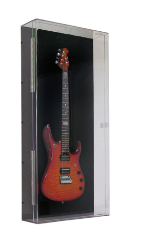 Acrylic Electric Guitar / Bass Display Case