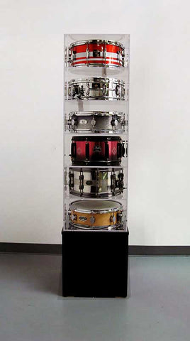 Snare Drum Display Tower