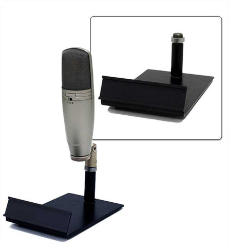 Counter Top Microphone Holder (5 inch or 7 inch)