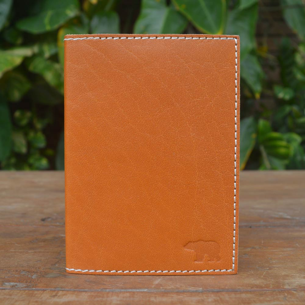BN Passport - Leather Travel accessories - Durable Leather Classics - Bear Necessities