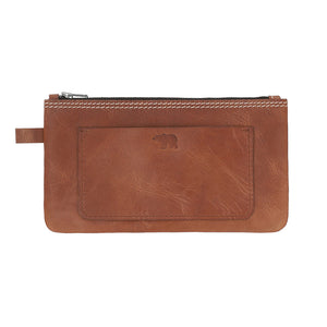 Distressed Leather pouch