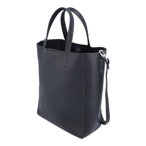 Mini Tote - Black - Leather Totes - Durable Leather Classics - Bear Necessities