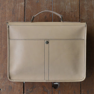 Balloo - Light Tan - Leather Messengers and satchels - Durable Leather Classics - Bear Necessities
