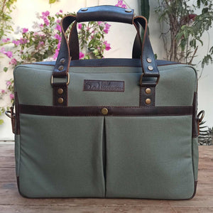 Congo - Leather Weekend bags - Durable Leather Classics - Bear Necessities