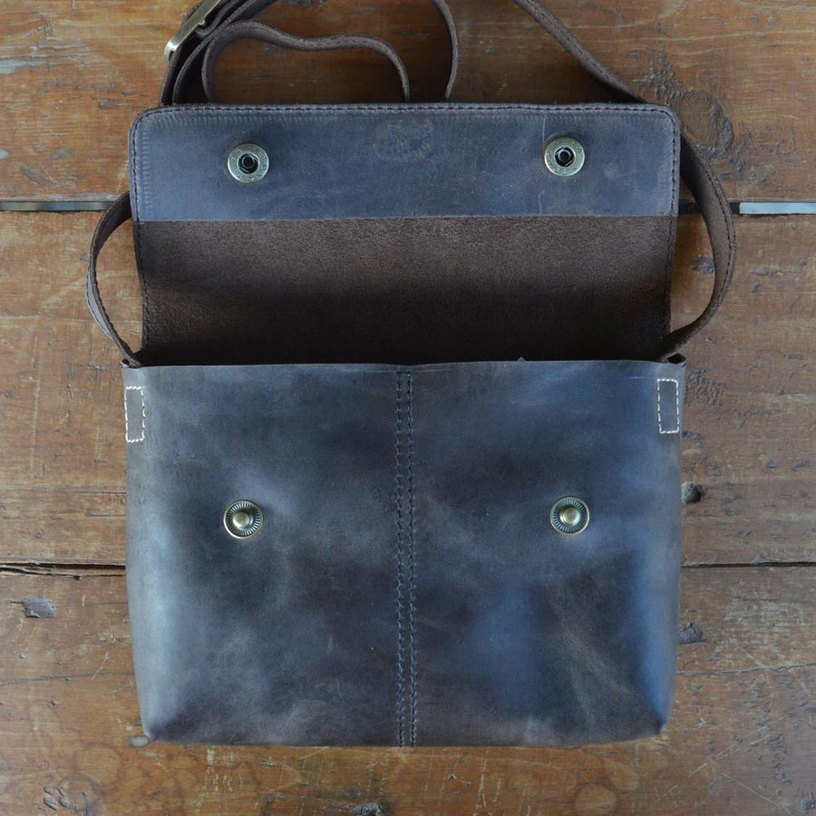Veeru - Leather Crossbody bags - Durable Leather Classics - Bear Necessities