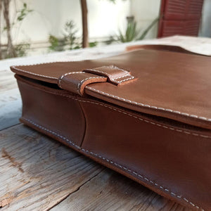 Explorer - Leather Messengers and satchels - Durable Leather Classics - Bear Necessities