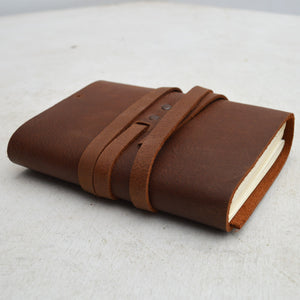 Leather Journal - Leather Leather accessories - Durable Leather Classics - Bear Necessities