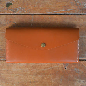 Mehru - Tan - Leather Women's wallets - Durable Leather Classics - Bear Necessities