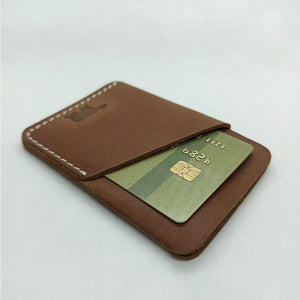Smart Cardholder - Leather Cardholders - Durable Leather Classics - Bear Necessities